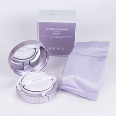 Hera Korea UV Mist Cushion Cover 23 Cool Beige Ultra Fine Face Powder 8806390511797 – Make up Artist Powder Puff, Face Powder, Too Faced Foundation, Face Foundation, Korea Makeup, Chloe Brown, Flawless Face, Make Up Your Mind, Makeup Tools