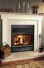 Flame Monaco Xtd Epa Zero Clearance Wood Burning Fireplace A Woodburning Insert That We Could