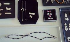 Jewellery brand metalwork silver jewelry