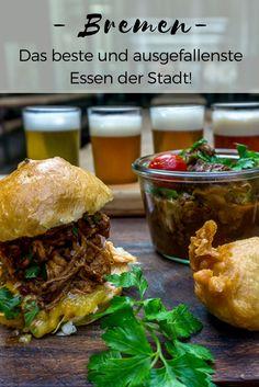 Du bist auf der Suche nach Bremen Tipps? Ich habe die coolsten und außergewöhnlichsten Restaurants in Bremen besucht und jeder Menge Tipps für dich. #bremen