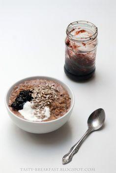 zucchini chocolate oatmeal