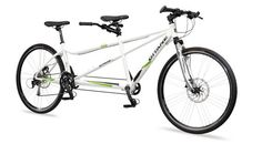 How about an electric tandem? This is a custom Co-Motion