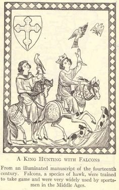 Medieval Falconer of Europe | Student Handouts