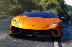 Lamborghini Unveils Its Latest Version of the Huracán