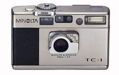 MINOLTA : TC-1 | Sumally