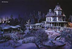 Phantom Manor, DLP