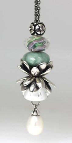 NEW Brighton PRAYER ANGEL Xmas Holiday Christmas Charm Bead RETIRED ! RARE!!