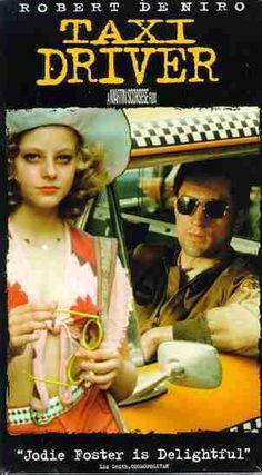 Robert De Niro and Jodie Foster in Taxi Driver (Martin Scorsese, Martin Scorsese, Cybill Shepherd, Jodie Foster, Taxi Driver, Driver Film, Great Films, Good Movies, Love Movie, Movie Tv
