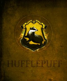 Hufflepuff GIF... I hear Hufflepuffs are very good FINDers