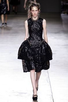Simone Rocha | Fall 2014 Ready-to-Wear Collection | Style.com | #lfw