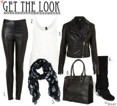 Look of the Week: Rocker Chic - Julep Blog - Julep Beauty Buzz
