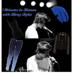 """7 Minutes in Heaven with Harry Styles"" by sincierelyafriend on Polyvore"