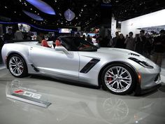 """The 2016 Chevrolet Volt wins """"Most Earth Friendly Vehicle,"""" while the 2015 Corvette Z06 took home """"Sexiest Vehicle"""" according to Detroit News readers."""