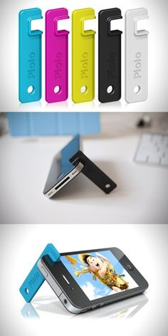 a Little iPhone stand that works