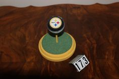 Steelers Logo Golfball by NCProductsLLC on Etsy