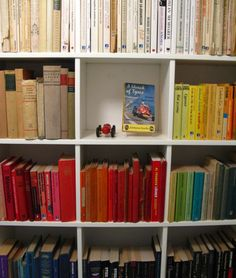 books-organization