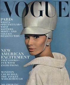 Vogue September issue, 1963.