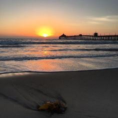 Watching the sunset over the ocean is just so calming. #sunset #ocean #pier #beach #imperialbeachpier #imperialbeach #california #vacation #familyvacation #familygetaway #travel #visitcalifornia #imperialbeachlocals #sandiegoconnection #sdlocals #iblocals - posted by Togethertimetravel  https://www.instagram.com/togethertimetravel. See more post on Imperial Beach at http://imperialbeachlocals.com