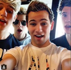 Drew, Nate, Austin & Levi