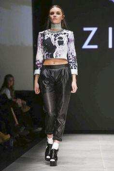 Ziska Ready To Wear Fall Winter 2014 Reykjavik - NOWFASHION