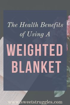 I am always searching for new ideas to help keep my anxiety in check. I absolutely love my weighted blanket and it has definitely helped me in many ways. Check out my post about all the health benefits and why you should have one, too! Holistic Remedies, Holistic Healing, Natural Healing, Herbs For Health, Health And Wellness, Health Tips, Healthy Herbs, Benefits Of Sleep, Health Benefits