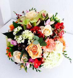 I still love this combination #AFlowerStory Brisbane florist