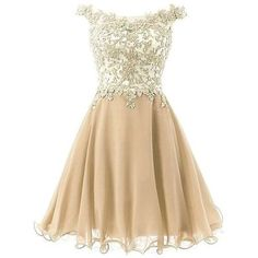 2016 Straps Lace Homecoming Dress, Bodice Short Prom Gown , Gold Tulle Party Dress
