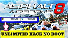 Asphalt 8 Airborne Hack - Credits/Money And Stars Unlimited Android/iOS - Asphalt 8 Hack 2017.