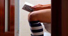 При правильном подборе литературы, в туалете можно получить неплохое образование