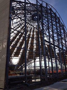 Pavilion Zero for Expo Milano 2015 | Work in progress, Milan, 2015 - architetto Michele De Lucchi