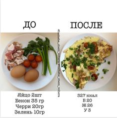 """ПОХУДЕНИЕ▪️РЕЦЕПТЫ ▪️ЖИЗНЬ on Instagram: """"Субботнее утро должно начаться вкусно!  Что у вас сегодня на завтрак? Необычное что-то?  Я к вам с рецептом и кбжу омлета с беконом и…"""""""
