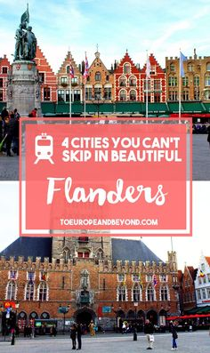 Belgium is, in overall, largely underrated in guidebooks and by Euro-specialists – because of its size and lack of geographical landmarks, a lot of people skip it altogether to visit France, Switzerland and even Germany. But now that I've seen what Flanders is all about, it now ranks very high up in my list of quaint European experiences.  #travel #Belgium
