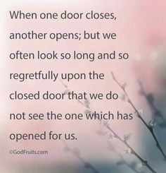 About doors, have to know which direction it opens,  or i if it is the right one