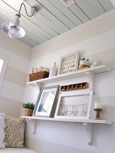 Beach+Board+Bathroom+Decor | Beach room, bathroom decor ideas | Interior Inspiration