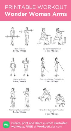 upper body warm up  free illustrated workoutstacey