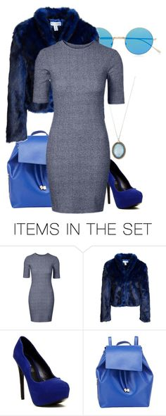 Blue Magic by bad-black on Polyvore featuring art