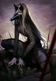 Tokyo Ghoul   Irimi   Black Dog #tokyoghoul #ghoul #irimi #blackdog #fanart #anime #manga