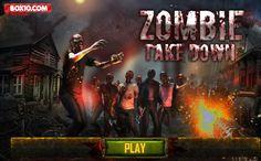 Mata a todos los zombies que atacan tu ciudad, utiliza las mejores armas del mundo pero para conseguirlas deberas de acumular muchas muertes de zombies y asi ganar dinero, muevete con habilidad y no dejes que te lastimen