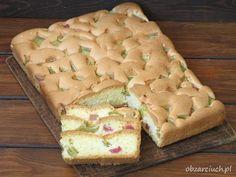 Polish Recipes, New Recipes, Cake Recipes, Cake Cookies, Food Cakes, Dairy, Bread, Cheese, Baking