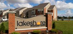 Lakeshore Apartment Homes for Rent in Evansville, IN
