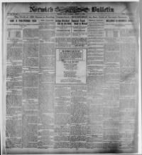 FAIRFIELD COUNTY - NORWICH - About Norwich bulletin. 1895-2011 « Chronicling America « Library of Congress