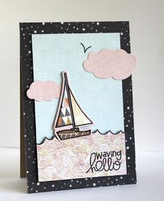 Card by SPARKS DT Alice Wertz PS stamp set Wicked Nauticool along with the Nauticool dies