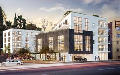 Commercial Street, Affordable Housing, Silver Lake, Urban Planning, Condominium, House Plans, Real Estate, Exterior, Mansions