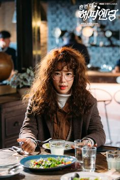 """ASKKPOP,DRAMASTYLE Happy Ending Once Again EP 10  (한번 더 해피엔딩)is a January 20, 2016 -- TV series directed by Kwon Sung-Chan(MBC Episodes 16)  South Korea.PlotHan Mi-Mo ( Jang Na-Ra  ), Baek Da-Jung ( You Da-In  ), Go Dong-Mi ( Yoo In-Na  ) and Hong Ae-Ran ( Seo In-Young  ) were once members of idol group """"Angels.""""Han Mi-Mo now works as a rep for a remarriage consulting business. She is also divorced. Her former bandmate Baek Da-Jung is also a rep at the same company. She married a rich man…"""