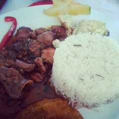Caribbeans food, Guadeloupe