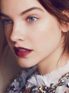Harpers Bazaar UK September 2016 - Barbara Palvin - Damon Heath - MUA: Neil Young
