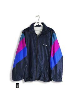 detective Conectado cantidad  40+ mejores imágenes de CHAQUETAS VINTAGE | chaquetas, adidas chaqueta,  estilo retro
