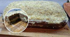 Nepečený rychlý dort se salkem ke kávičce recept | iRecept.cz Tiramisu, Pudding, Cookies, Ethnic Recipes, Basket, Dios, Crack Crackers, Biscuits, Puddings