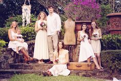 Rustic Vintage Wedding styled by www.KathyPetersonInspired.com photography by AmyKK
