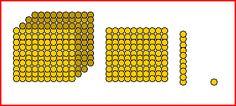 Montessori - Mathematics - Decimal System- Introduction to Quantity